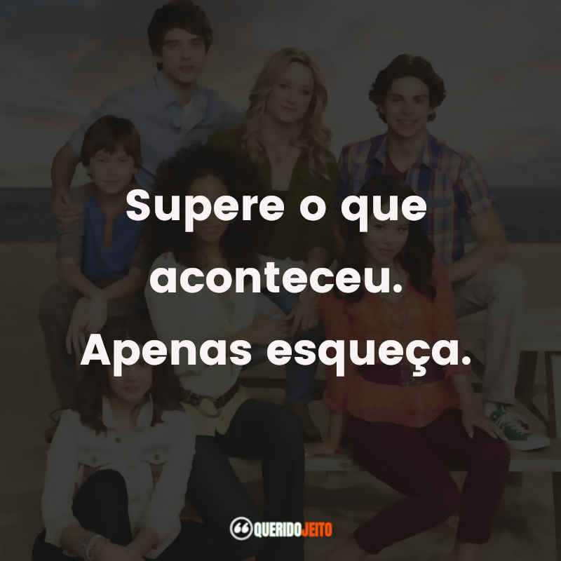 Mensagens The Fosters Frases