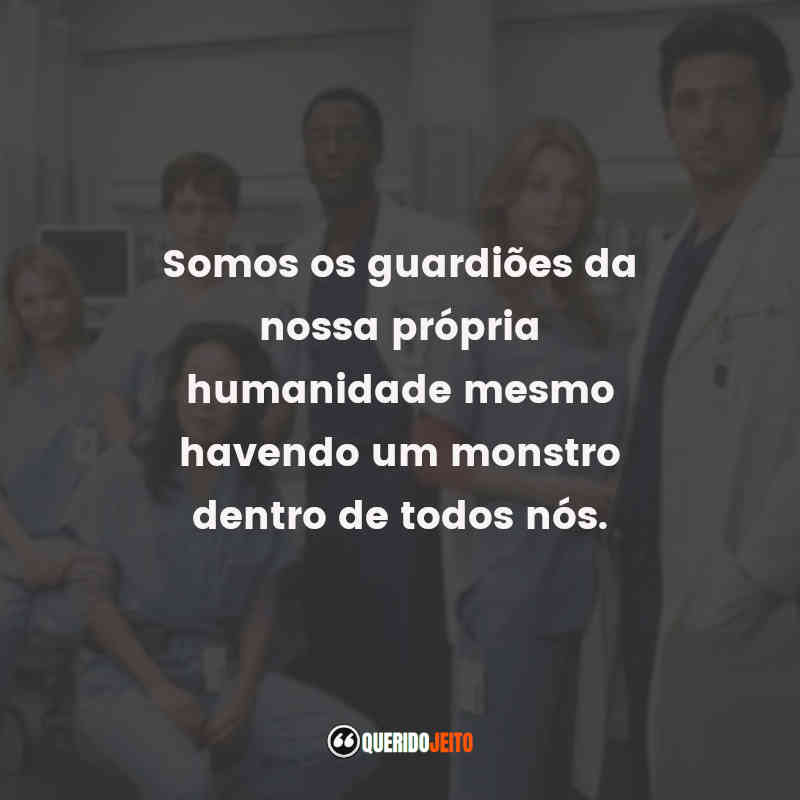 Frases Dra. Meredith Grey