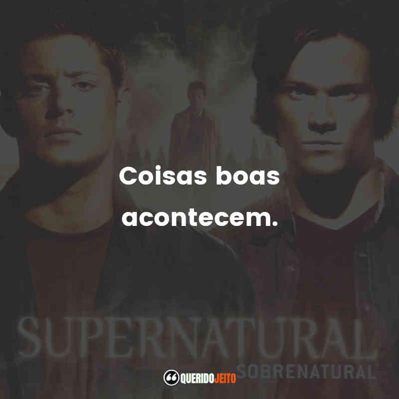 Frases Supernatural - 4ª temporada