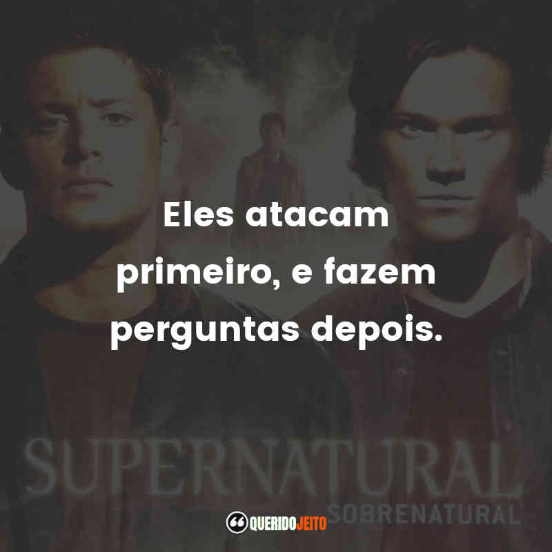 Frases do Supernatural 4