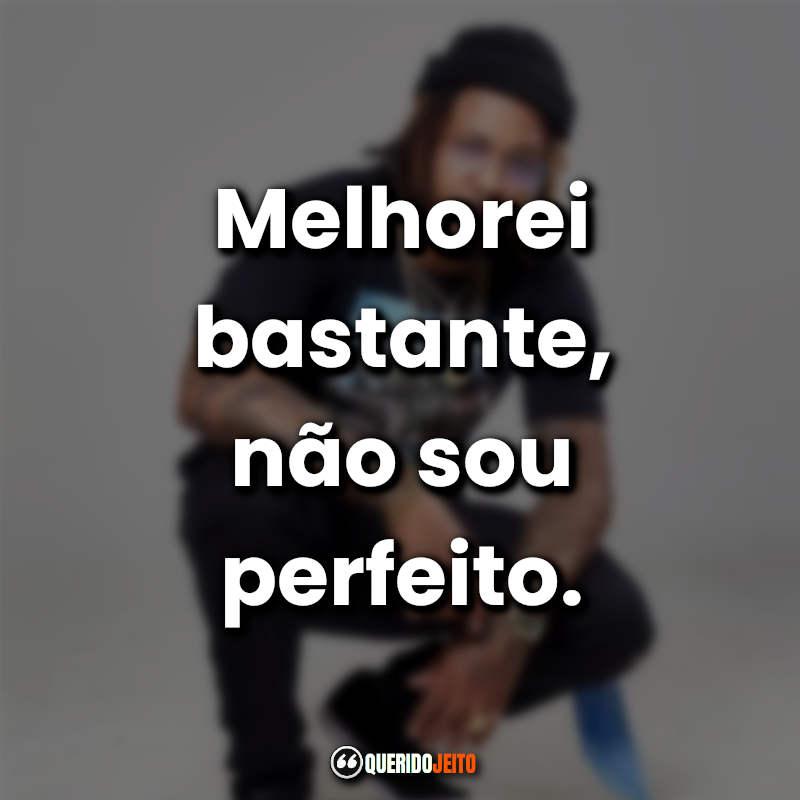 Frases do Afro-X.