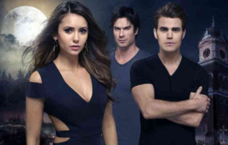 Frases da Série The Vampire Diaries