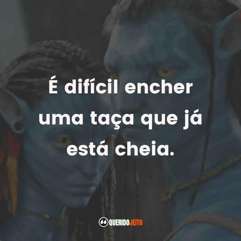 Frases do Avatar