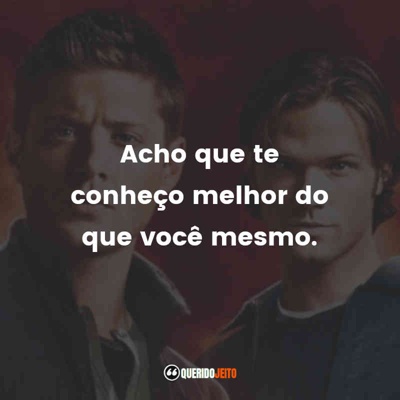 Supernatural - 5ª temporada Frases