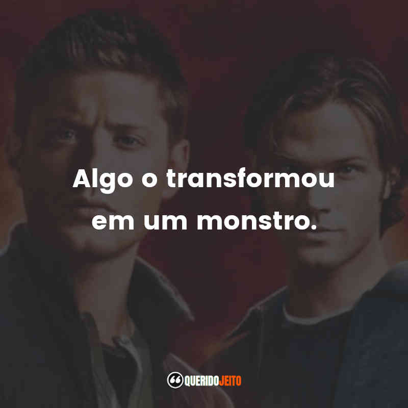 Frases Supernatural 5 temporada
