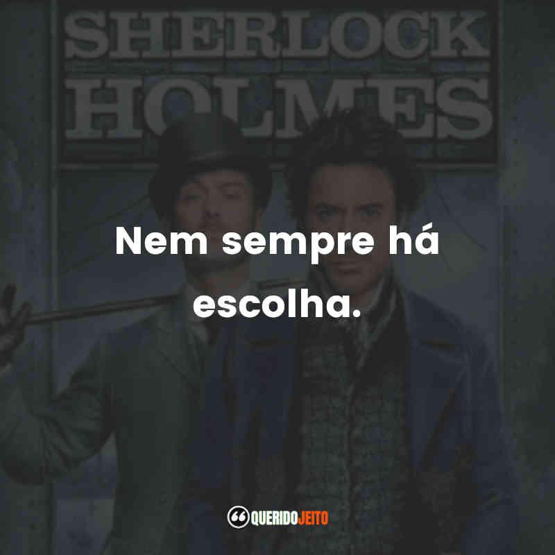 Mensagens do Sherlock Holmes