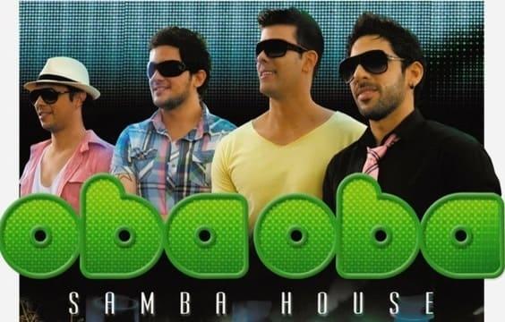 Trechos de Músicas e Frases Oba Oba Samba House