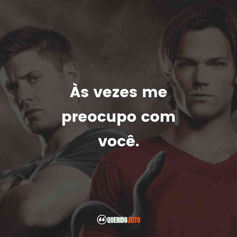 Frases Supernatural - 6ª temporada