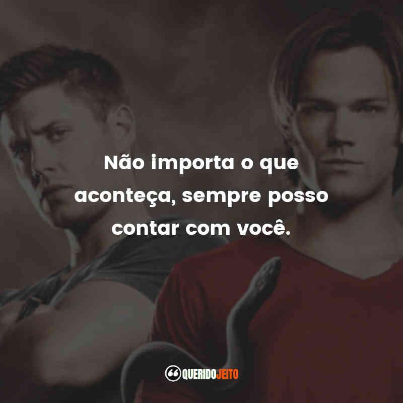 Frases de Dean Winchester