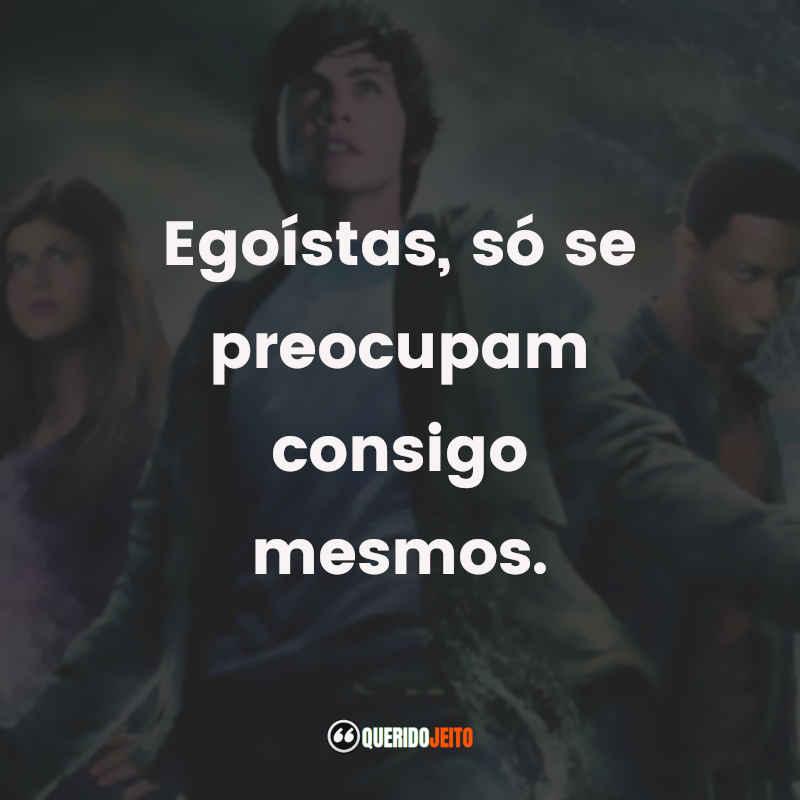 Frases do Percy Jacksonem Percy Jackson e o Ladrão de Raios
