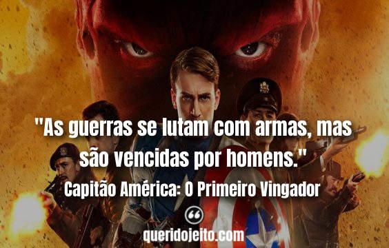 Frases Capitão América: O Primeiro Vingador, Frases do Capitao America, Frases Capitão América, Frases Capitão América 1, Frases Peggy,