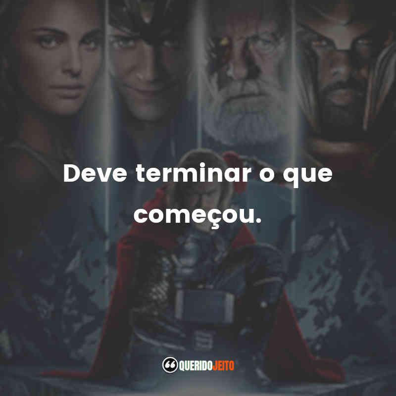 Frases Thor