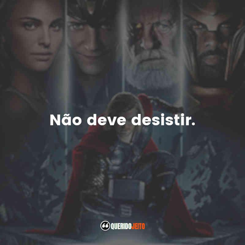 Thor Frases