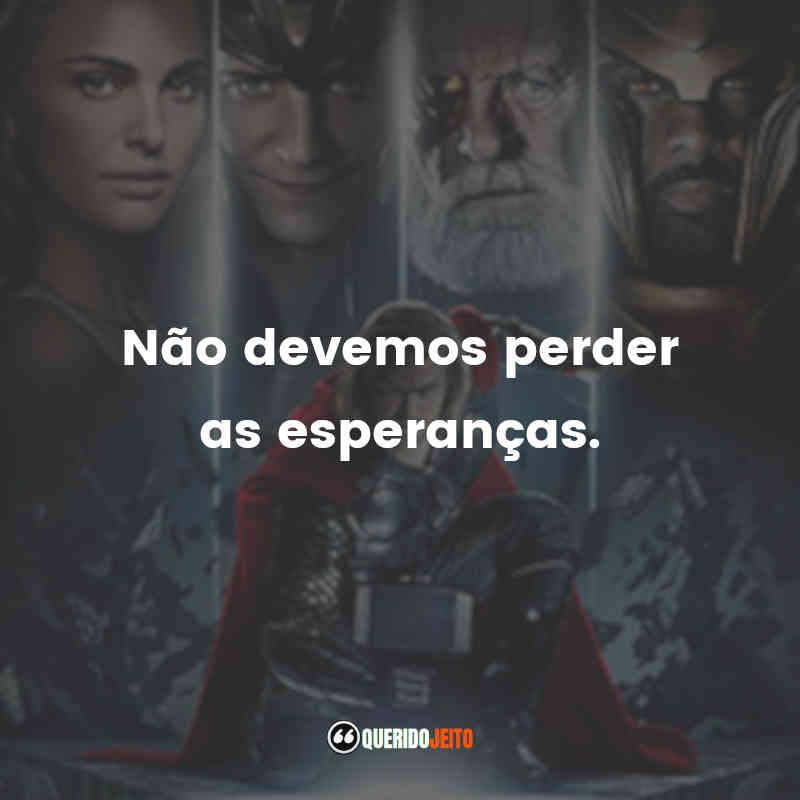 Frases do Thor