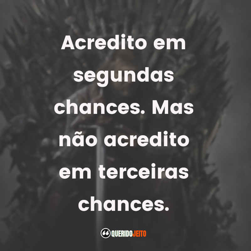 Game of Thrones Frases