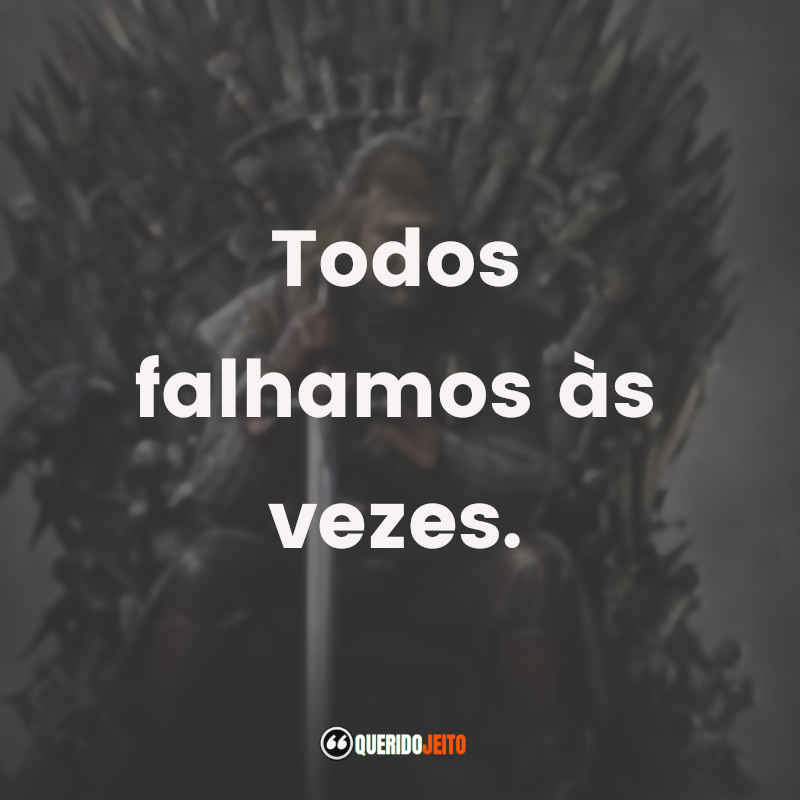 Frases Jaime Lannister Game of Thrones