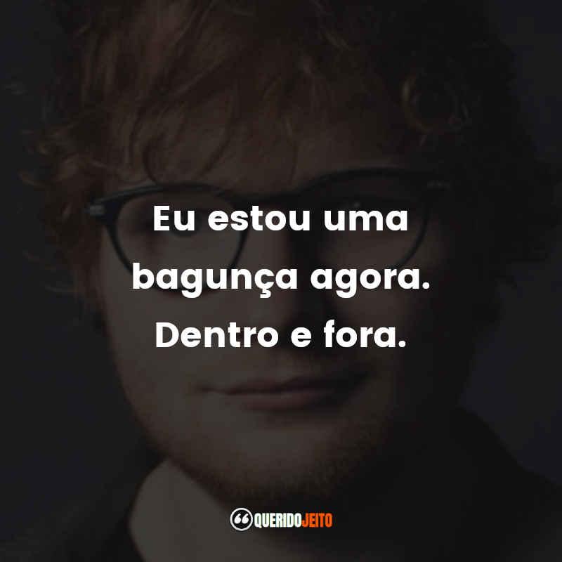 Mensagens Ed Sheeran