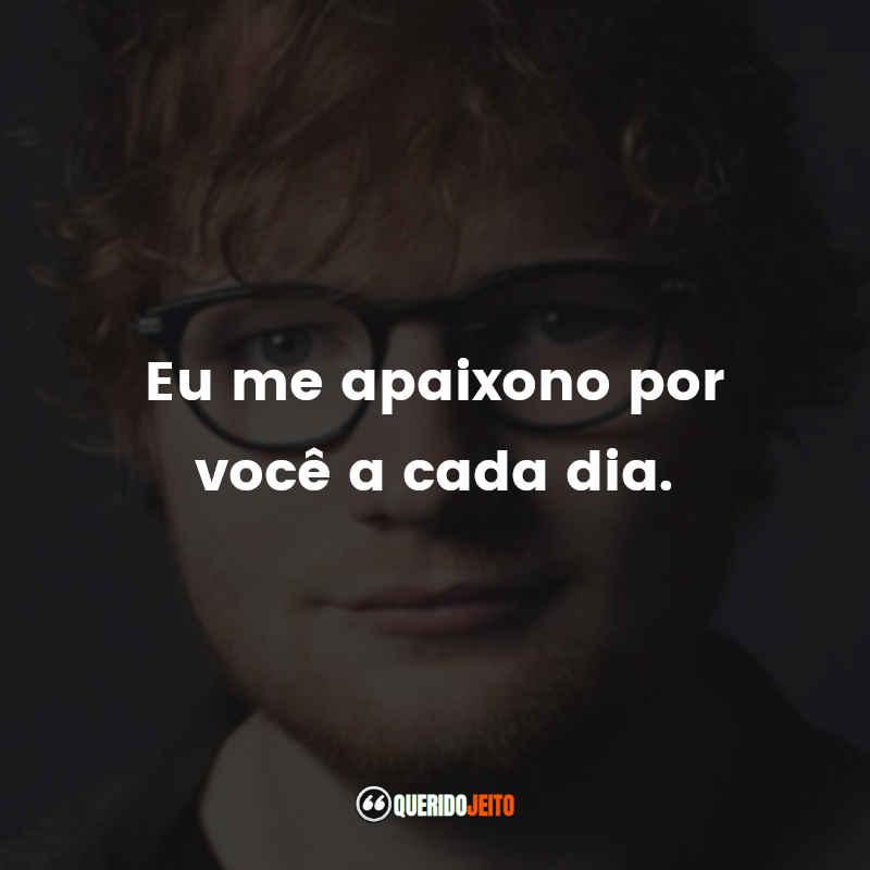 Trechos de Ed Sheeran