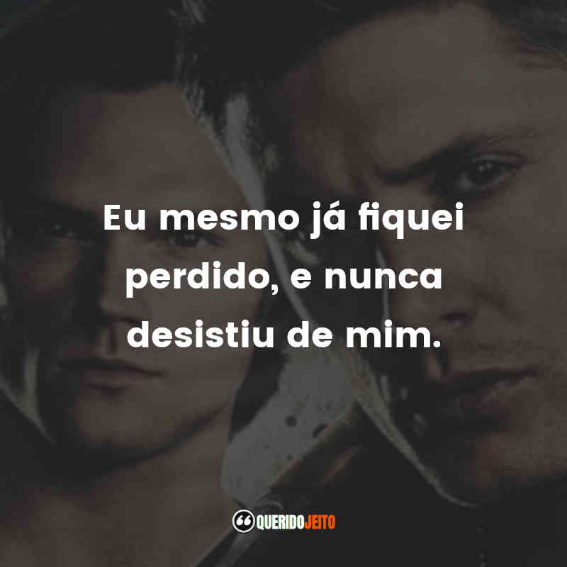 Frases Dean Winchester