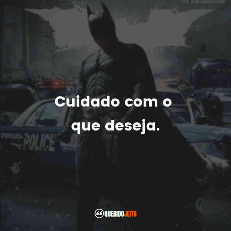 Batman: O Cavaleiro das Trevas Ressurge Frases