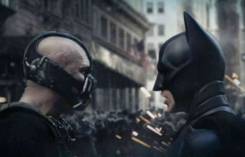 Frases do Filme Batman: O Cavaleiro das Trevas Ressurge