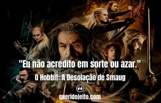 Frases Curtas do Filme O Hobbit: A Desolação de Smaug, Frases Necromante,