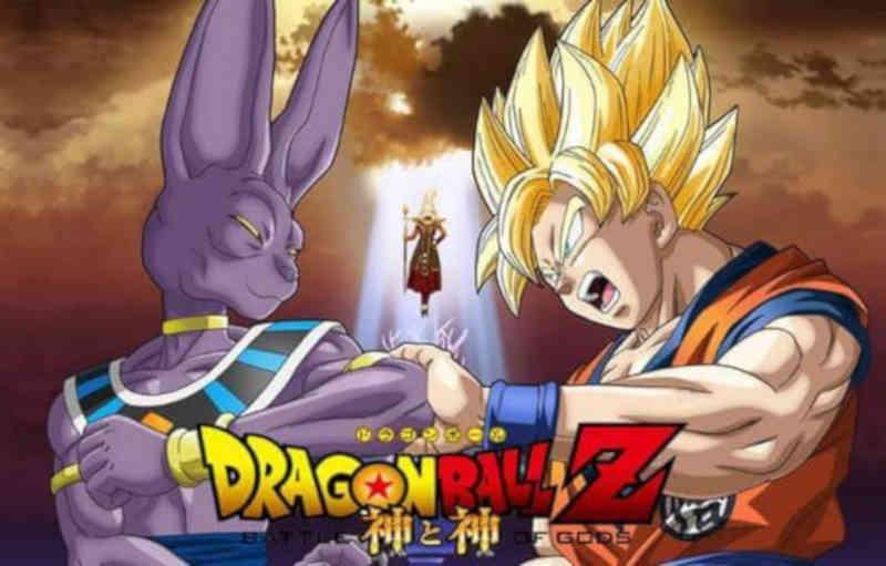 Frases do Filme Dragon Ball Z: A Batalha dos Deuses