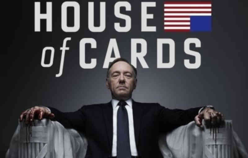 Frases da Série House Of Cards