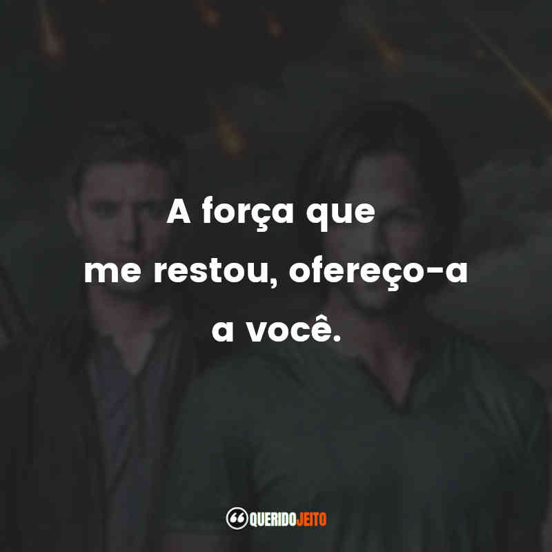 Frases Supernatural - 9ª temporada