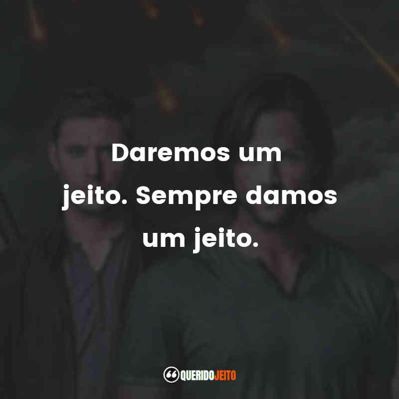 Frases do Supernatural - 9ª temporada