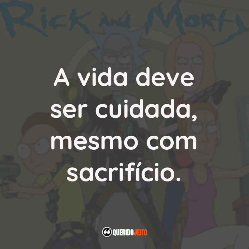 Frases de Rick and Morty