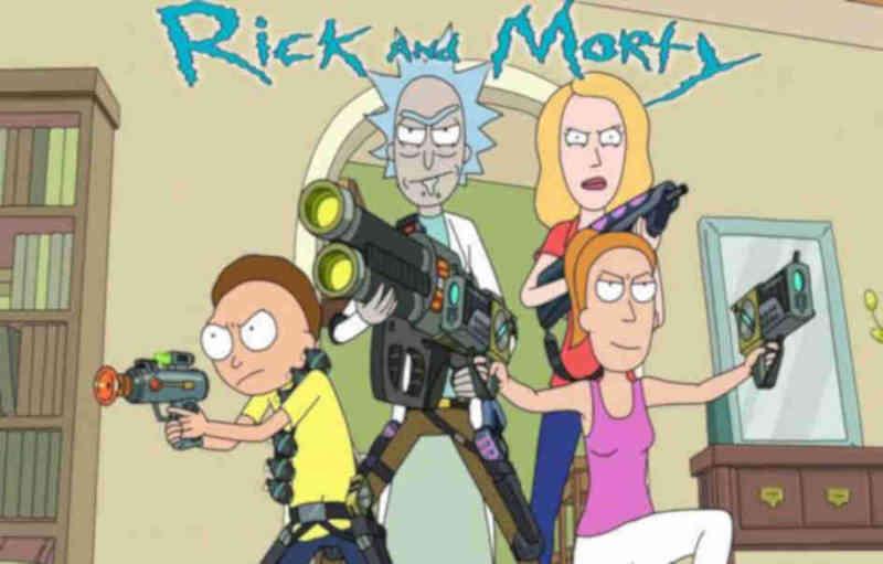 Frases da Série Rick and Morty