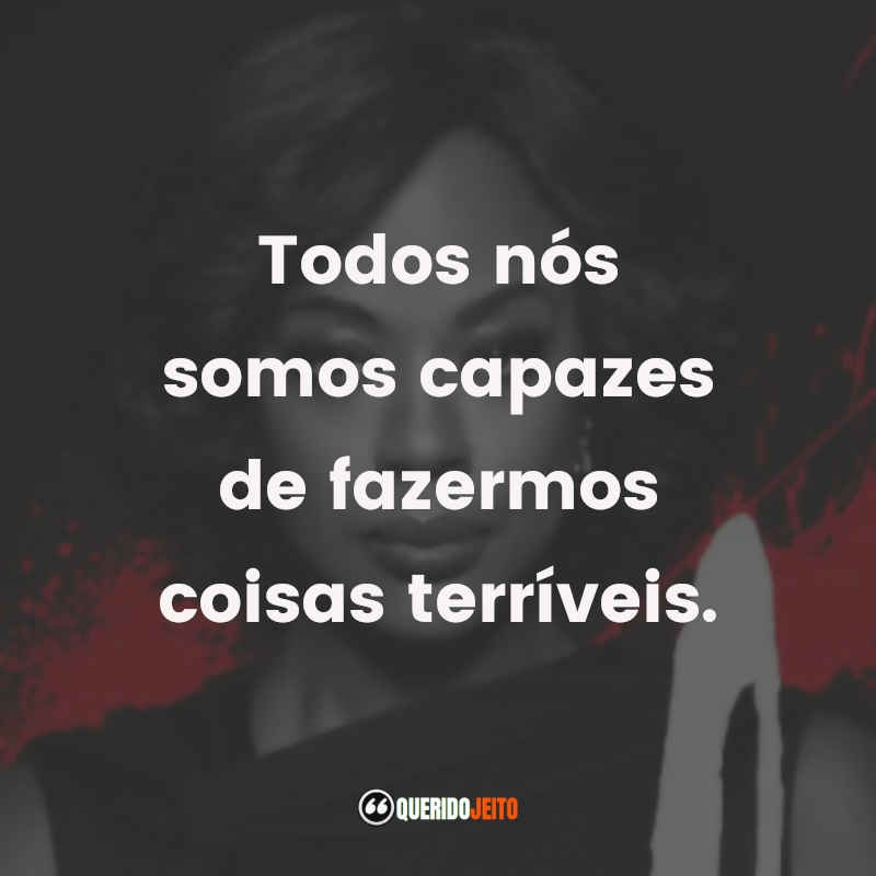 Frases Annalise How To Get Away With Murder