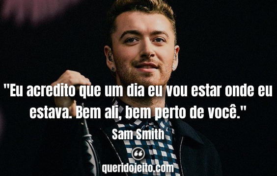 Frases Sam Smith,