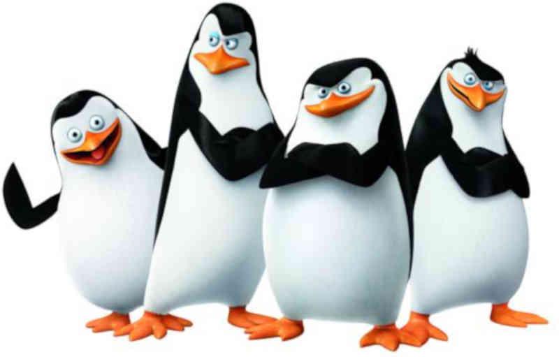 Frases do Filme Os Pinguins de Madagascar