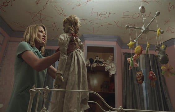 Frases para Facebook Filme Annabelle