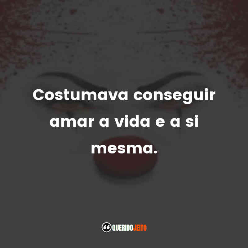 Frases It - A Coisa Livro