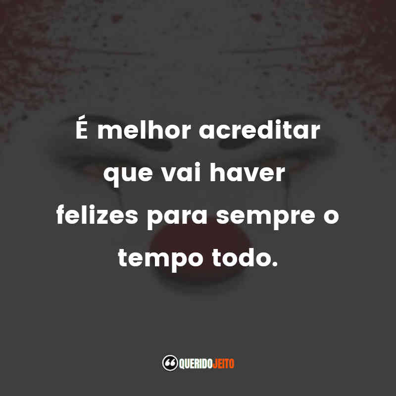 It - A Coisa Frases Livro