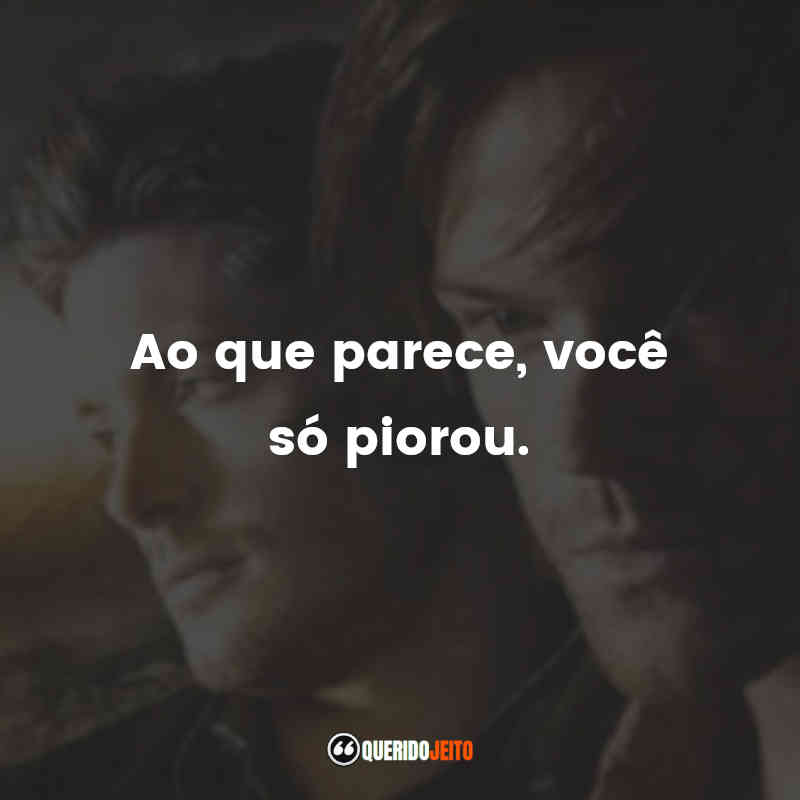 Frases Supernatural - 10ª temporada