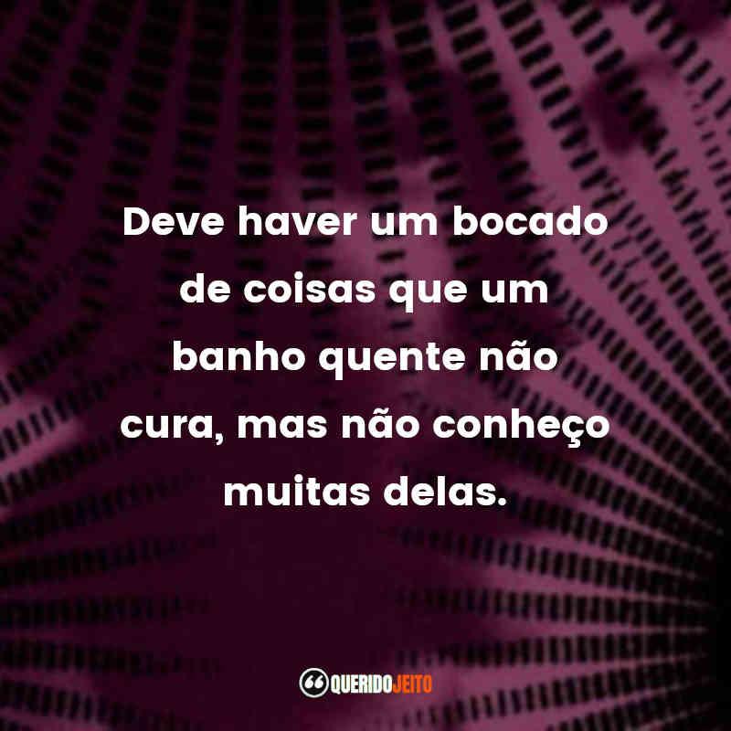 Frases A Redoma de Vidro