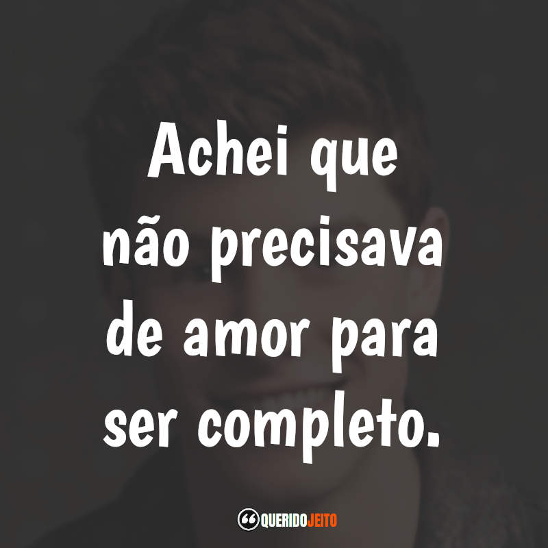 Frases Shawn Mendes