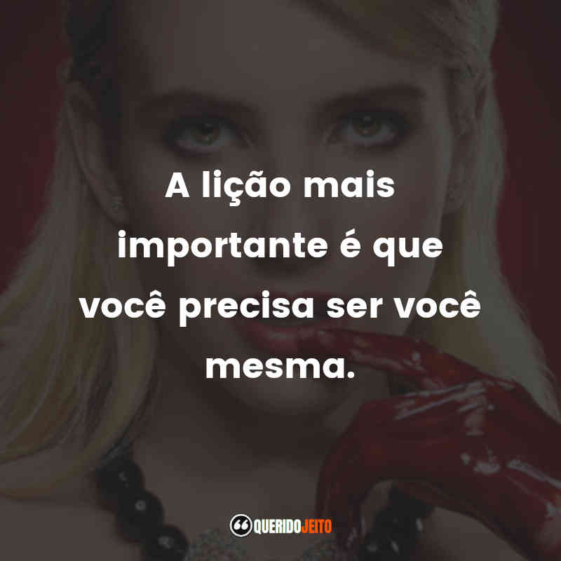 Frases Scream Queens