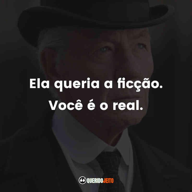 Citações do Sr. Sherlock Holmes