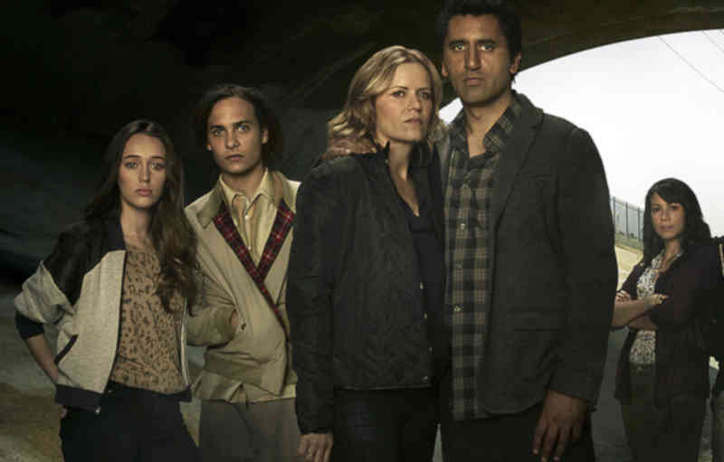 Frases da Série Fear the Walking Dead