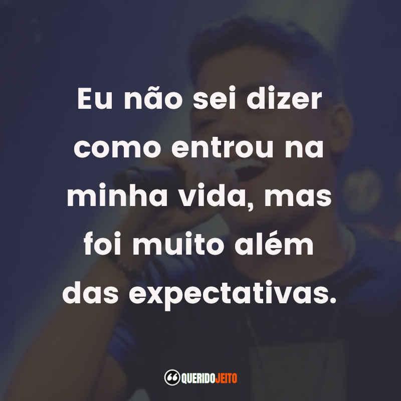 Frases Felipe Araújo tumblr