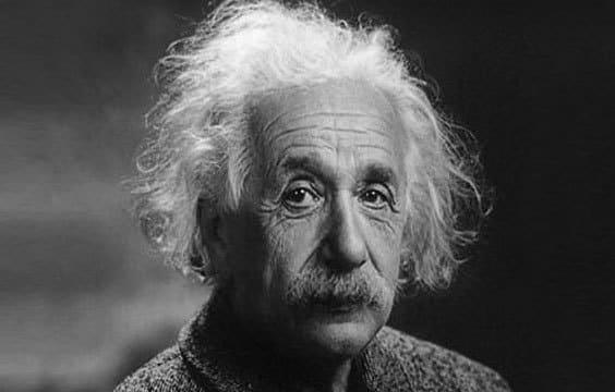 Frases e Citações de Albert Einstein