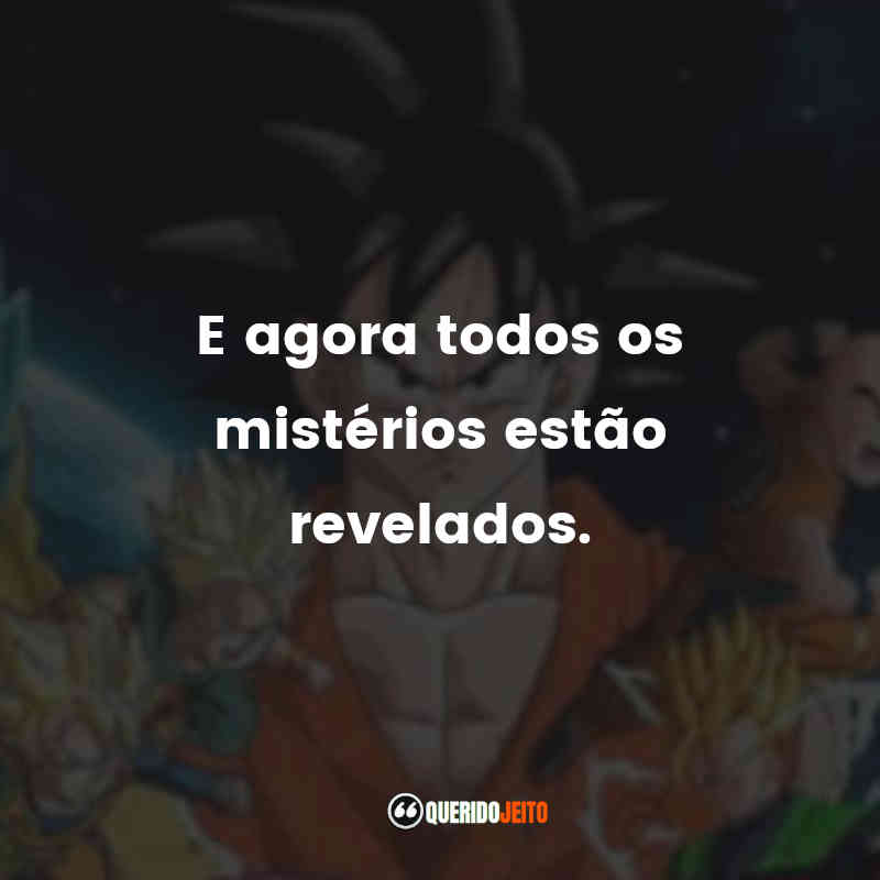 Frases da Dragon Ball Super