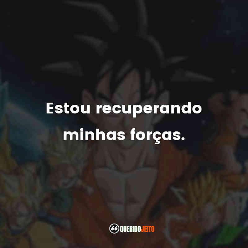 Frases de Dragon Ball Super