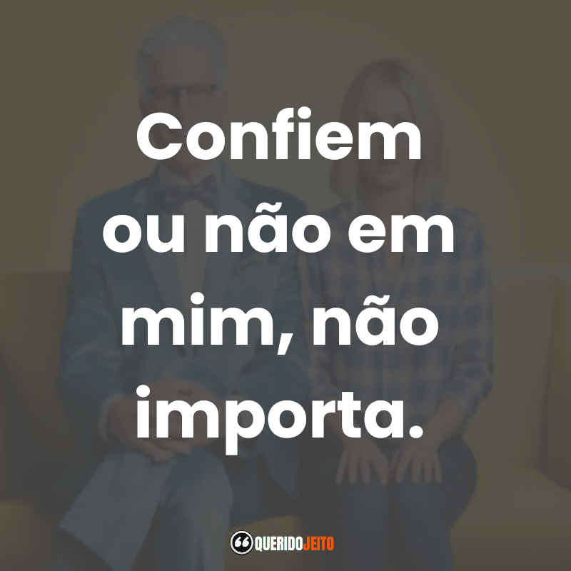 Frases The Good Place