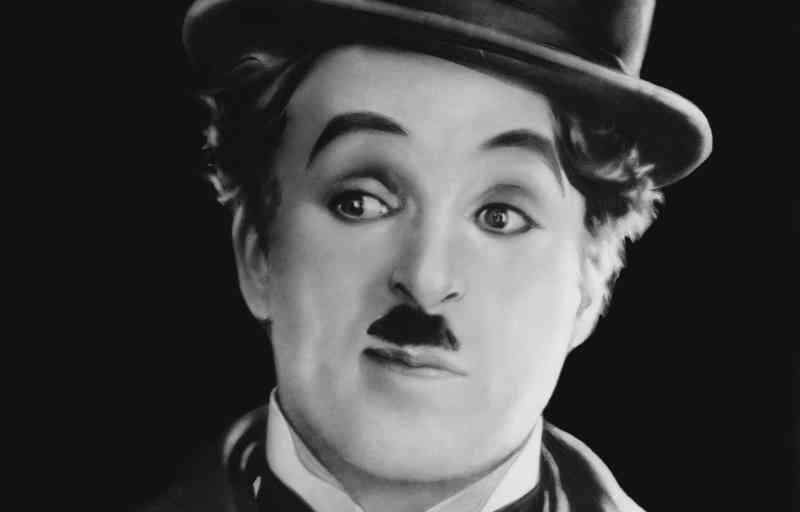 Frases de Charles Chaplin Marcantes